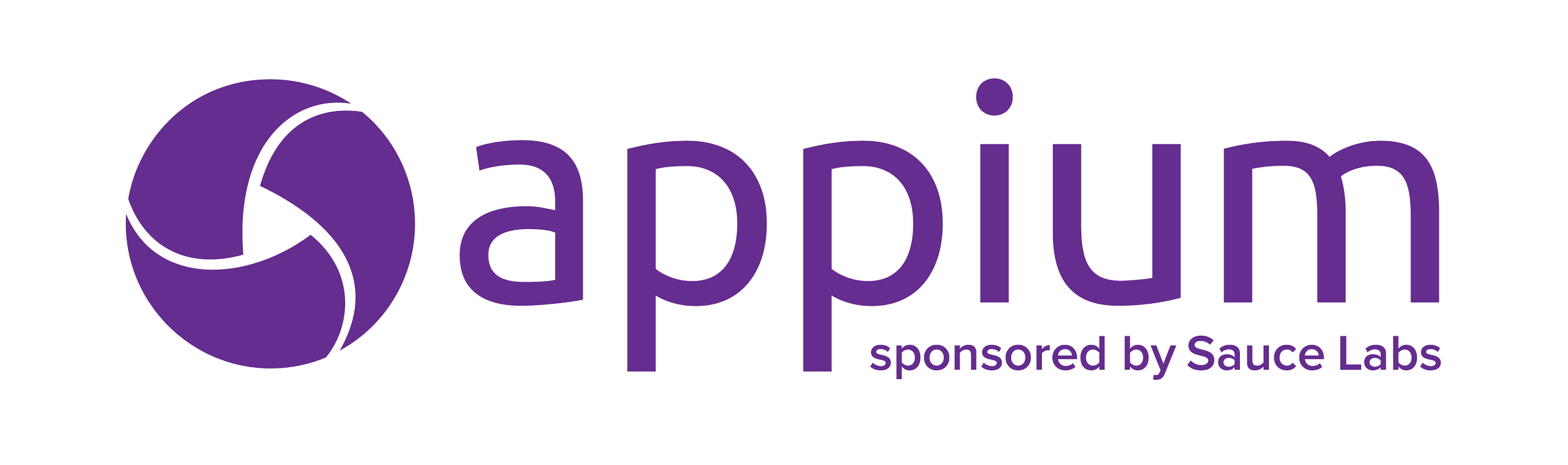 Appium sponsored by Sauce Labs