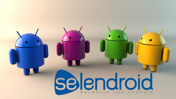 Selendroid.Selenium for android