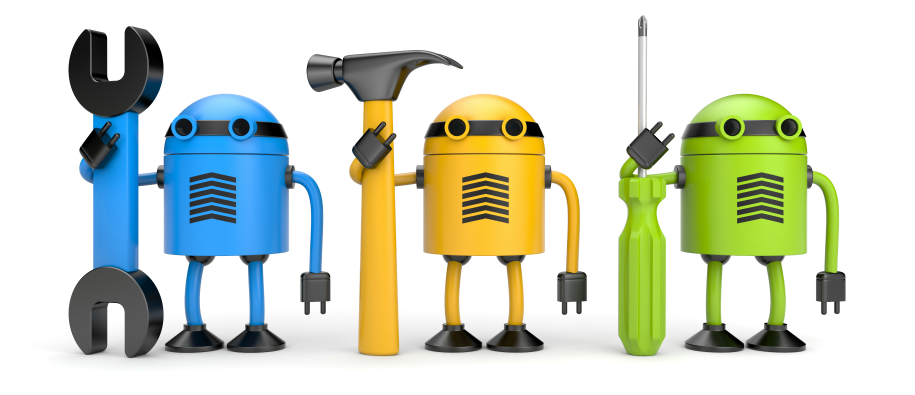 android automation tools
